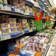 Menos compras pero más gasto en alimentación