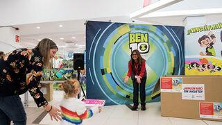 Auchan recauda 52.675 juguetes para los niños esta Navidad