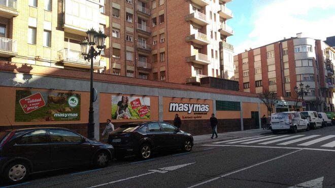 Masymas amplía su presencia en Oviedo