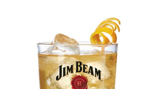 Jim Beam navideño: nuevo packaging y un cóctel refrescante