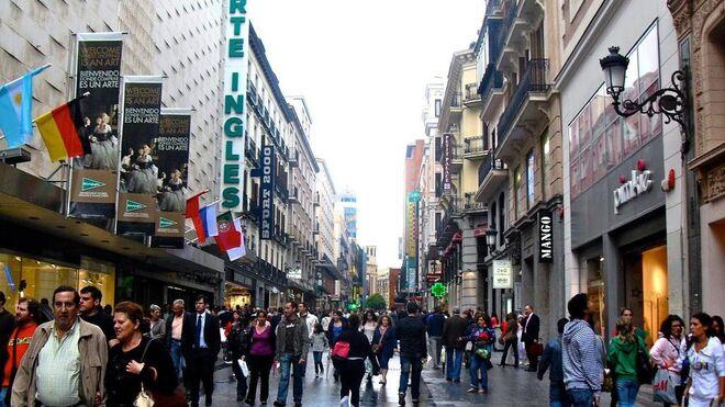 """""""Pérdidas irrecuperables"""" en el comercio de Madrid Central"""