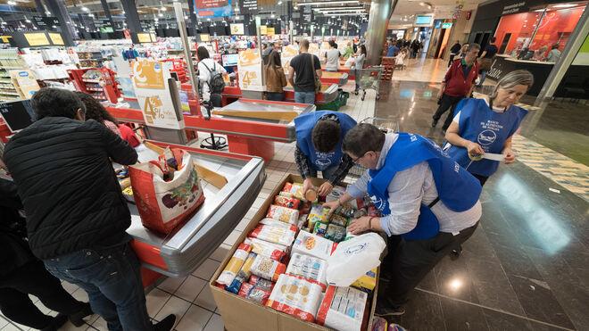 Eroski ha donado 6.500 toneladas de alimentos en 2018
