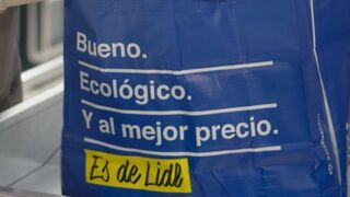 Lidl eliminará este año los plásticos de un solo uso
