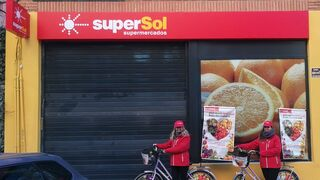 Supersol reabre un supermercado en Madrid