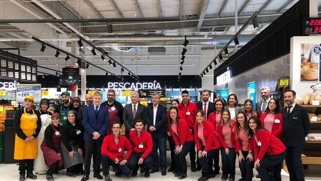 Carrefour y Costasol estrenan híper en el valle de Guadalorce