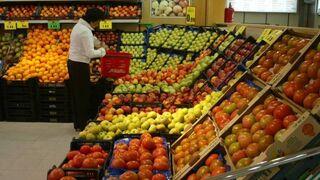 La exportación de frutas y hortalizas se mantiene sobre los 12.000 millones
