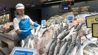 Eroski duplica sus compras de pescado certificado