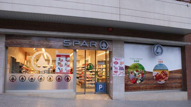 Roges abre una nueva tienda Spar en Manresa (Barcelona)