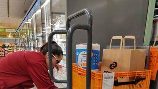 Consum avanza con su tienda online en Valencia