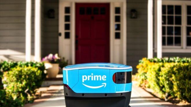 Amazon lanza su robot repartidor: se llama Scout