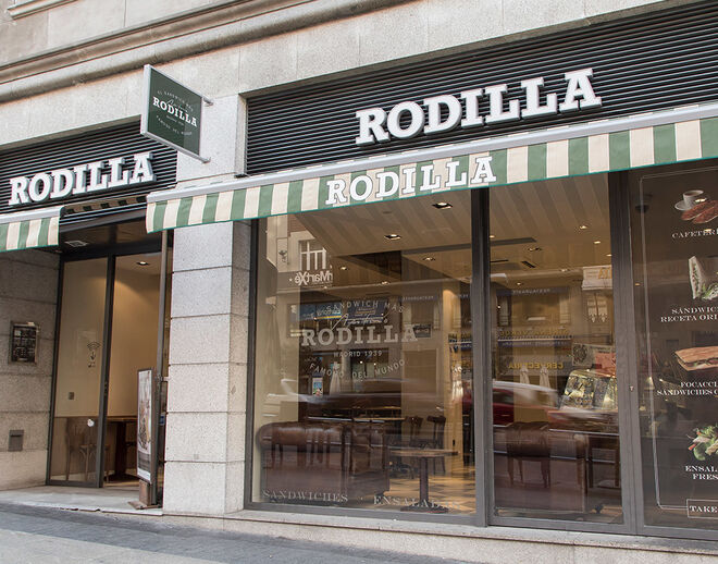 Un establecimiento Rodilla