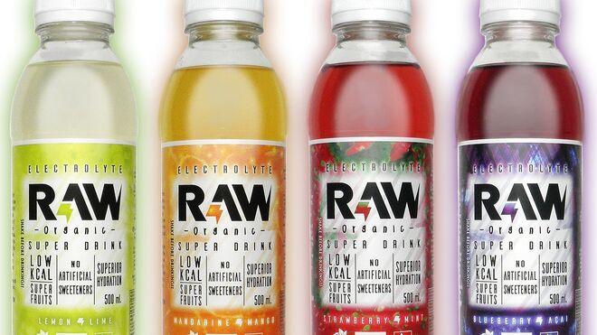 Capsa Food amplía su presencia en Raw Superdrink