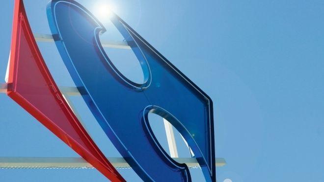 Carrefour amplia su modelo de 'riders': la compra en casa en 90 minutos