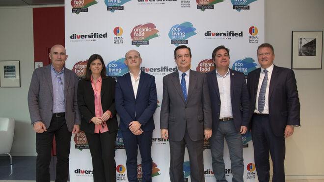 Ifema albergará Organic Food y Eco Living Iberia, el nuevo salón de la alimentación ecológica