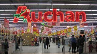 Auchan 'pincha' en 2018: perdió 1.145 millones de euros
