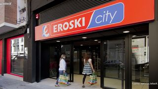 Eroski estrena una nueva tienda en Beasain (Guipúzcoa)