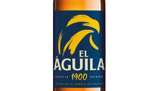 La cerveza El Águila vuelve a levantar el vuelo