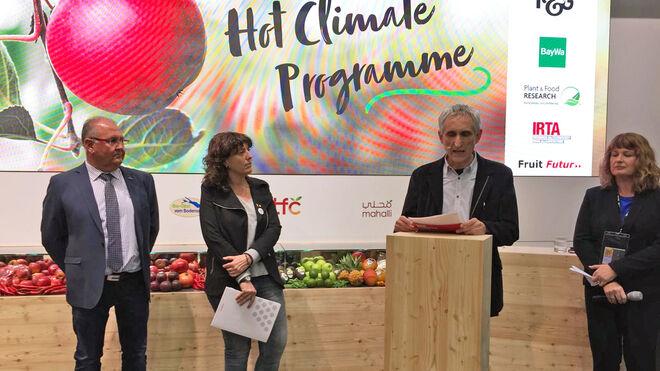 Las manzanas y peras resistentes a los climas cálidos ultiman su salto al mercado