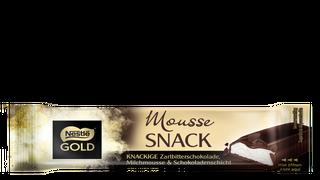 La Mousse Nestlé Gold ahora en formato barrita para llevar