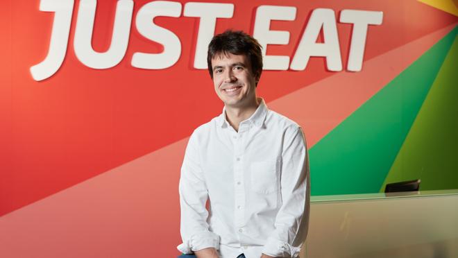 Patrik Bergareche: director general de Just Eat España