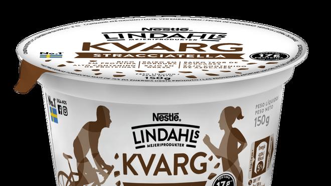 Nestlé busca al consumidor deportista y lanza su quark en España