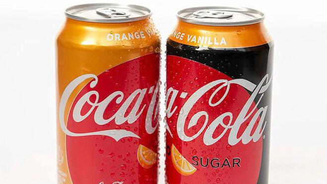 Coca-Cola lanza un nuevo sabor de naranja con vainillla