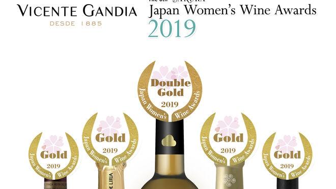 Los vinos de Vicente Gandía conquistan a la mujer japonesa