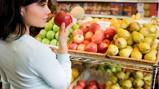 Los lineales del súper también influyen en nuestra dieta