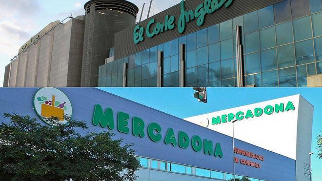 Mercadona y El Corte Inglés, entre las 50 empresas más valiosas del mundo