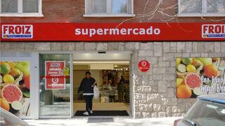 Un nuevo supermercado Froiz aterriza en Madrid
