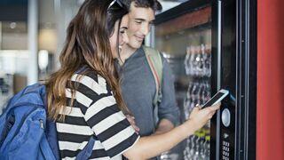 El vending conquista al consumidor joven