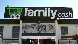 Family Cash planea abrir una nueva tienda en Sagunto
