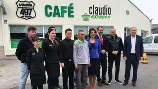 Gadisa se refuerza en Lugo con un nuevo Claudio Express