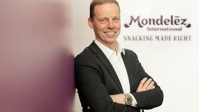Mondelez presenta a su nuevo presidente para Europa