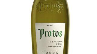 Protos Verdejo 2018 presenta su nueva imagen