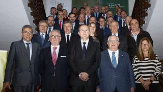 """CAEA busca una candidatura """"de consenso"""" tras la salida de Luis Osuna"""