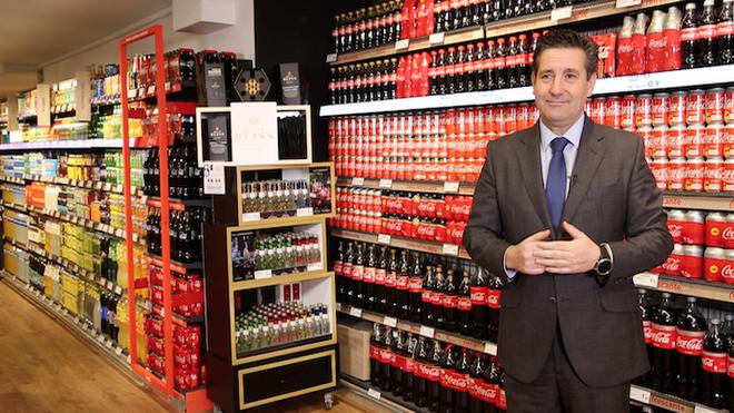 Coca-Cola y Sánchez Romero digitalizan el lineal