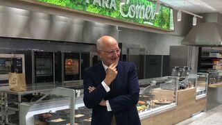 La visita sorpresa de Juan Roig a un Mercadona en Salamanca