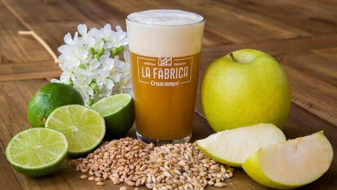 Cruzcampo Biznaga de Oro, una cerveza de película