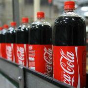 Coca-Cola dispara beneficios en el primer trimestre del año