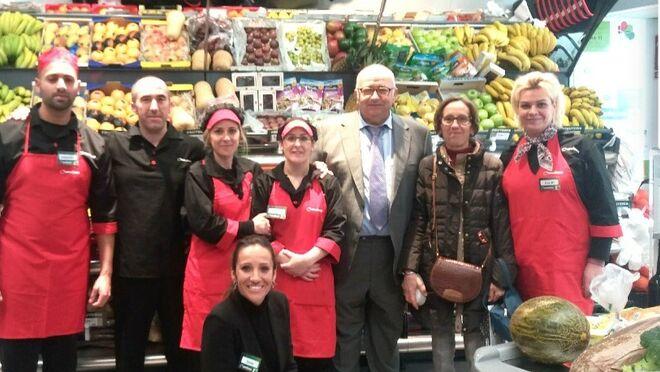 Covirán amplía en Granada su nuevo concepto de supermercado