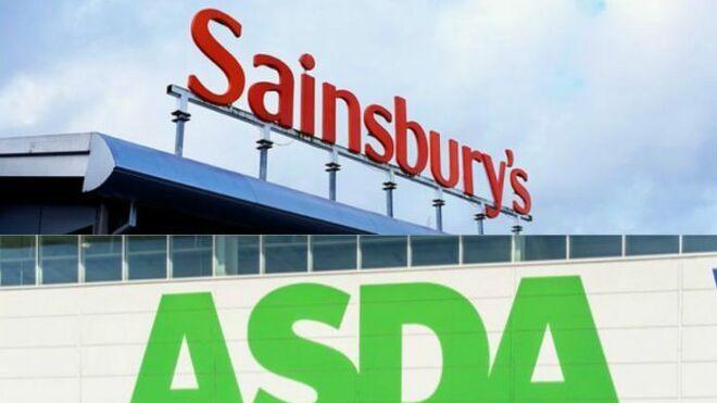 La desinversión, un salvavidas para la fusión Sainsbury-Asda