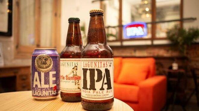 Lagunitas, la cerveza IPA de California, llega a España