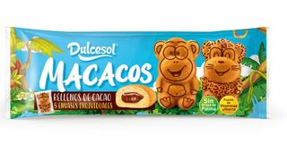 Dulcesol lanza sus nuevos bizcochos Macacos sin palma