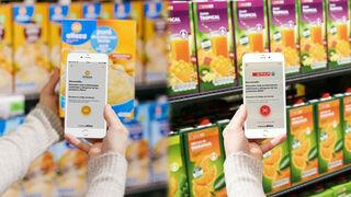 Nuevas apps de información nutricional de Euromadi