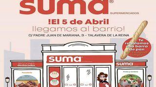 Suma abre su primer supermercado en Talavera