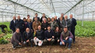 Carrefour abre las puertas de su huerto madrileño