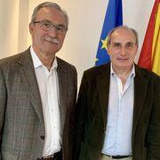 Antonio Prieto, nuevo presidente de la Interprofesional del Cerdo Ibérico (ASICI)