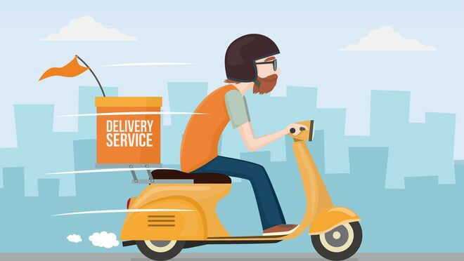 El boom del delivery: dispara los ingresos de la fast food