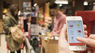 Eroski incorpora el tique digital en su nueva app